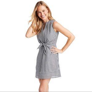Vineyard Vines Gingham Dress NWT